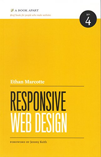 9780984442577: Responsive Web Design (Brief Books for People Who Make Websites, No. 4)
