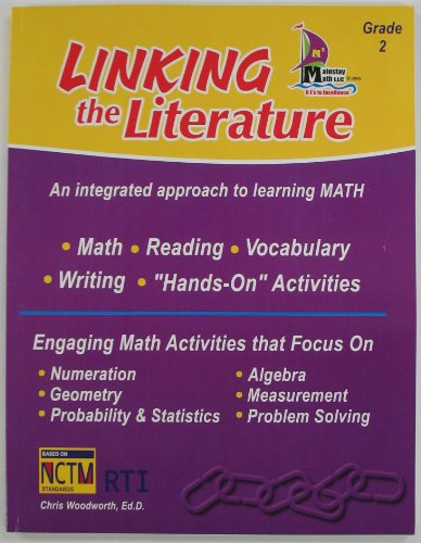 9780984449439: Linking the Literature: An Integrated Approach to Learning Math (Grade 2)