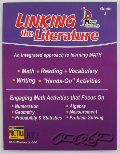 9780984449453: Linking the Literature: An Integrated Approach to Learning Math (Grade 3)
