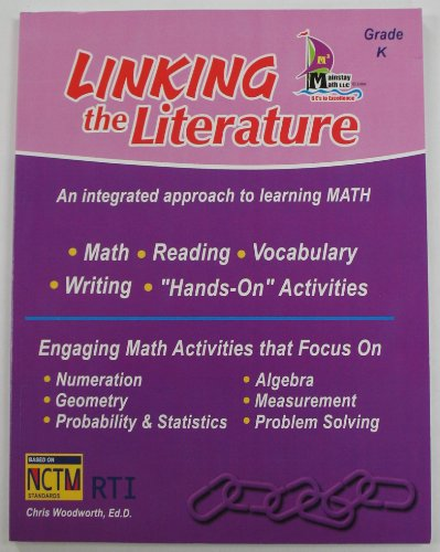 9780984449477: Linking the Literature: An Integrated Approach to Learning Math (Grade K)
