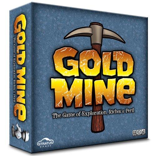 9780984450909: Gold Mine Board Game