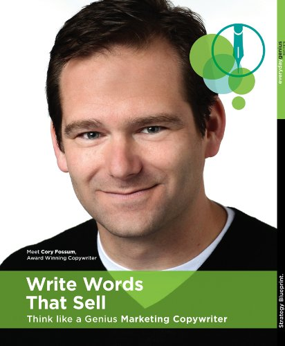 9780984454525: Write Words That Sell - Think Like a Genius Marketing Copywriter [Instructional Video DVD & Book - Copywriting, Web Copy, Sales Letters]