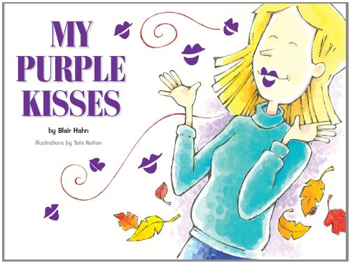 9780984455676: My Purple Kisses (My Purple Toes)