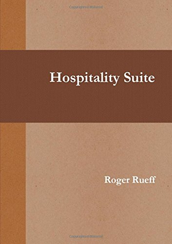 Hospitality Suite: Roger Rueff