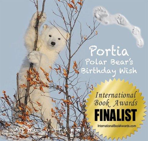 9780984479337: Portia Polar Bear's Birthday Wish