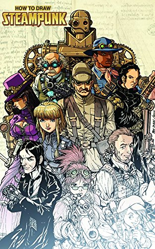 9780984487981: How To Draw Steampunk Supersize