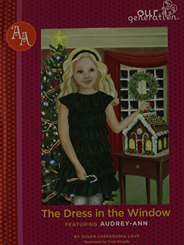 The Dress in the Window Featuring Audrey-ann: Susan Cappadonia Love