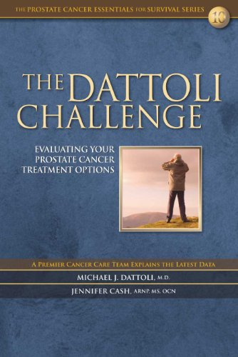 9780984499991: The Dattoli Challenge: Evaluating Your Prostate Cancer Treatment Options