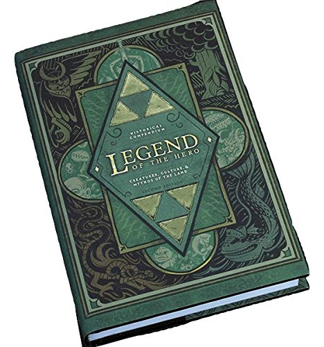 9780984503230: Legend of the Hero. Historical Compendium: Creatures, Cultures, and Mythos of the Land