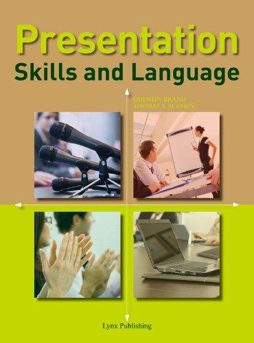 9780984509768: Presentation Skills and Language
