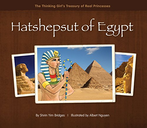 9780984509805: Hatshepsut of Egypt (The Thinking Girl's Treasury of Real Princesses)