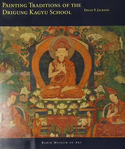 9780984519071: Painting Traditions of the Drigung Kagyu School (Masterworks of Tibetan Painting)
