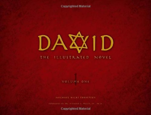 David: The Illustrated Novel, volume 1
