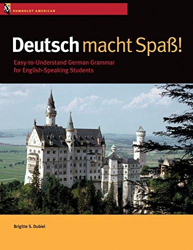 9780984532209: Deutsch Macht Spass!: Easy-to-Understand German Grammar for English-Speaking Students