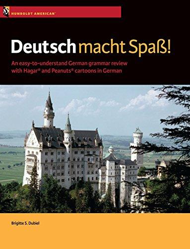 9780984532216: Deutsch macht Spass! / German Is Fun!: An Easy-to-Understand German Grammar Review With Hagar and Peanuts Cartoons in German