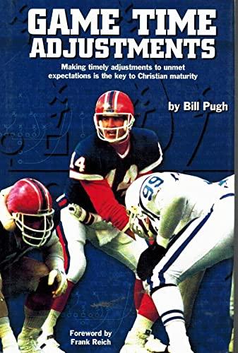 Game Time Adjustments: Bill Pugh