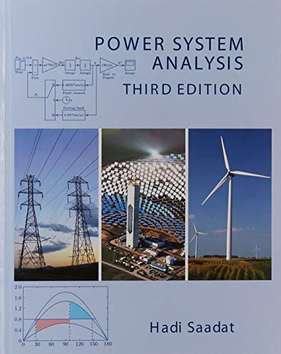 Power System Analysis Third Edition: Hadi Saadat