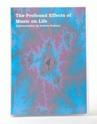 9780984549610: The Profound Effects of Music on Life (2-CD Set)