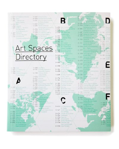 9780984562534: Art Spaces Directory