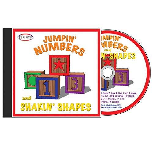 9780984564101: Jumpin' Numbers and Shakin' Shapes - Volume 1 CD