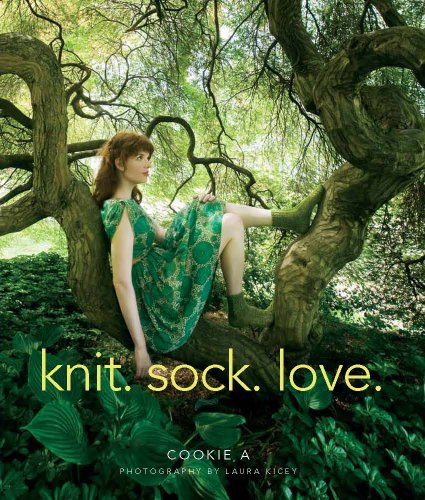 Knit. Sock. Love.: A, Cookie; Kicey,