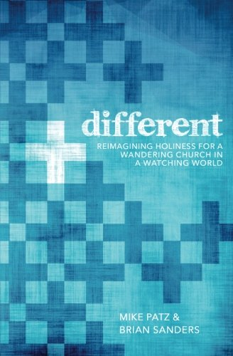 9780984575862: Different: Reimagining holiness for a wandering church in a watching world.