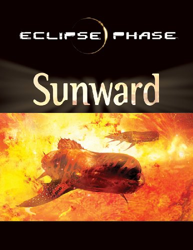 9780984583522: Eclipse Phase Sunward: The Inner System