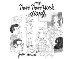 My New New York Diary: A Film-Book [SIGNED by Michel Gondry]: Gondry, Michel; Julie Doucet
