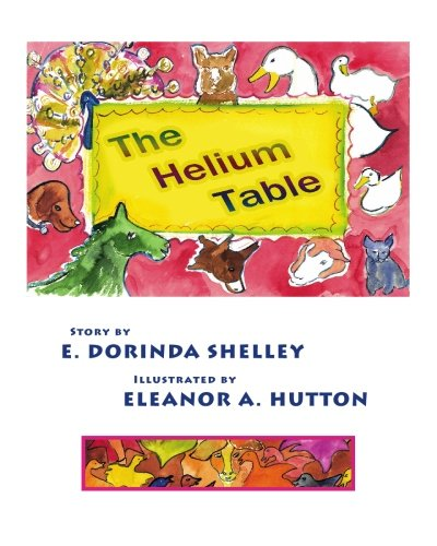 9780984589807: The Helium Table