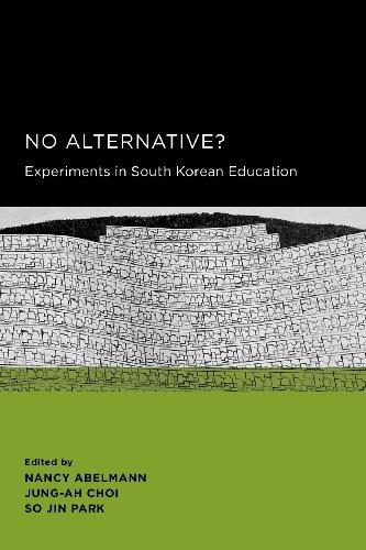 9780984590926: No Alternative?: Experiments in South Korean Education (Seoul-California Series in Korean Studies)