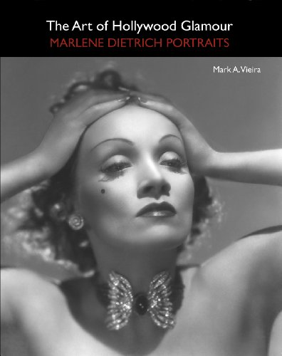 9780984597208: The Art of Hollywood Glamour: Marlene Dietrich Portraits