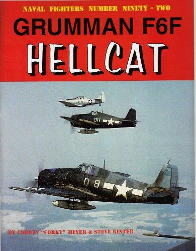 9780984611454: Grumman F6F Hellcat (Naval Fighters No. 92)