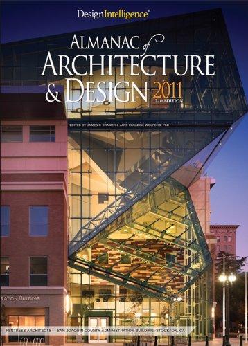 9780984613601: Almanac of Architecture & Design 2011 (Almanac of Architecture and Design)