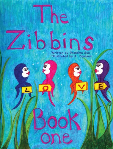 The Zibbins: The Golden Necklace