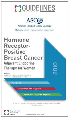 9780984629008: Hormone Receptor-Positive Breast Cancer GUIDELINES Pocketcard: Adjuvant Endocrine Therapy for Women