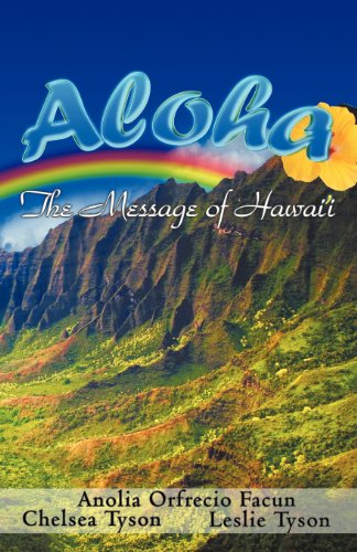 9780984640508: Aloha: The Message of Hawaii