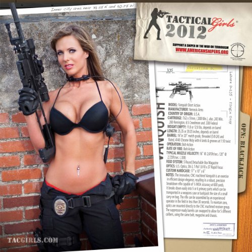 9780984650804: Tactical Girls 2012 Gun Calendar
