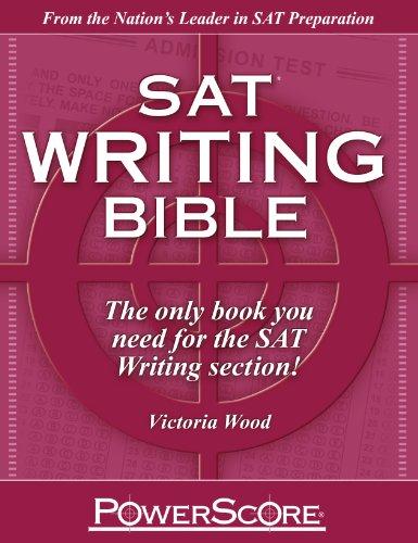 9780984658374: SAT Writing bible