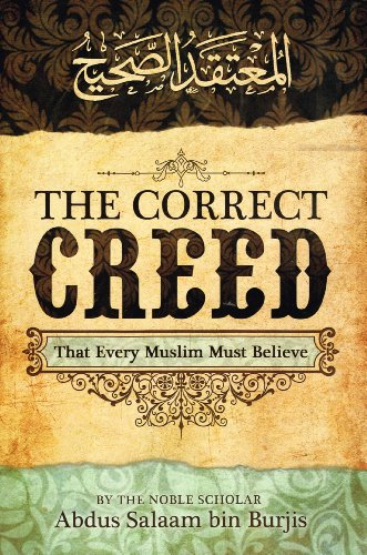 9780984660001: The Correct Creed