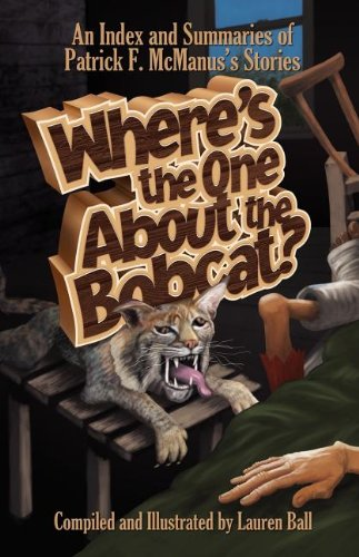 Wheres the One about the Bobcat?: Lauren Ball