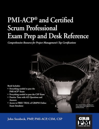 9780984669301: PMI - ACP and Scrum CSP Exam Prep with Money-back GUARANTEED Pass!