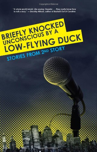 9780984670062: Briefly Knocked Unconscious by a Low-Flying Duck: Stories from 2nd Story