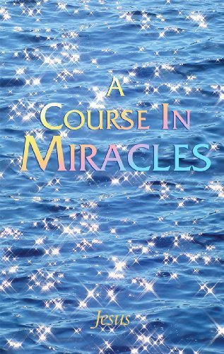 COURSE IN MIRACLES: Sparkly Edition: Jesus (Of Nazareth)