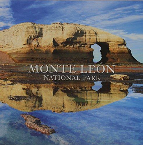 Monte Leon National Park (Hardback): Antonio Vizcaino