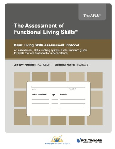 9780984704873: AFLS Basic Living Skills Protocol (Assessment of Functional Living Skills)