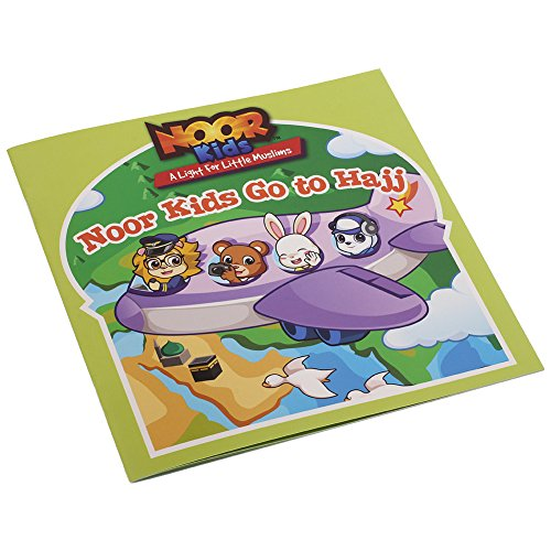 9780984707300: Noor Kids Go To Hajj (Noor Kids; A Light for Little Muslims)