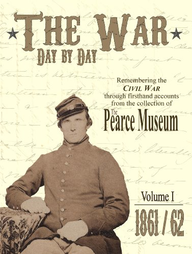 9780984717101: The War: Day By Day Volume I (The War: Day By Day, Volume 1)