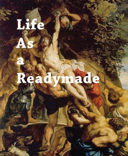 9780984721009: Darren Bader: Life As a Readymade
