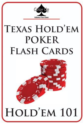 9780984731404: Texas Hold'em Poker Flash Cards: HOLD'EM 101