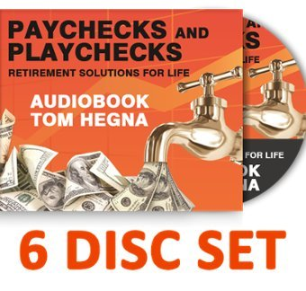 Paychecks and Playchecks Audio Book 6 Disc Set (Paychecks and Playchecks): Tom Hegna